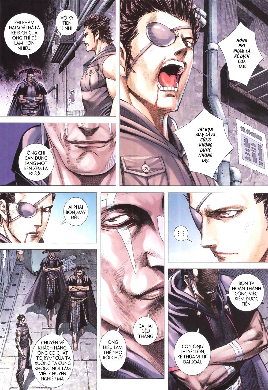 Đại Quân Phiệt chap 9 trang 7