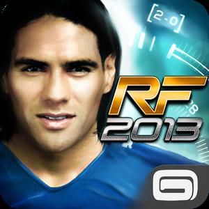 Real Football 2013 Apk Mod 1.6.8 Data Terbaru 2016