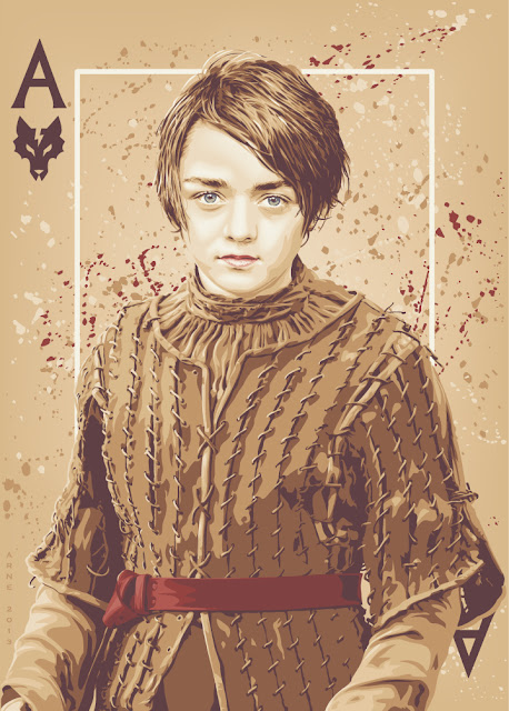 Princesa Arya - Game Of Thrones