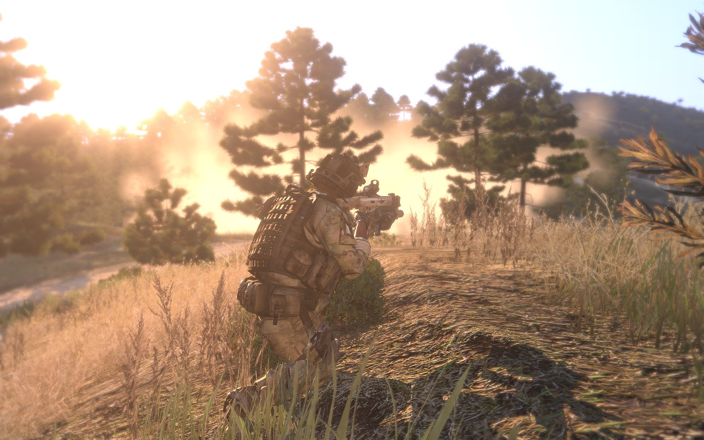 Real and Simulated Wars: ArmA 3 - The Correct Care and
