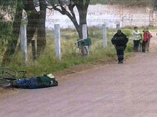 Ejecutan a un hombre en Cortazar, Guanajuato