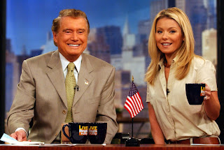Kelly Ripa: on replacing Regis 'It will have to be somebody entirely different'