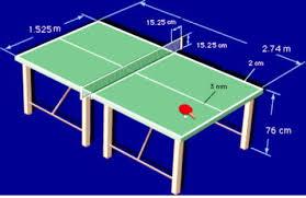 Benefícios da prática do Tênis de Mesa