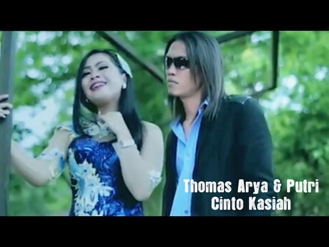 Kunci Gitar Thomas Arya & Putri - Cinto Kasiah