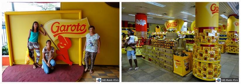 Loja da Garoto - O que fazer em Vila Velha - Espírito Santo