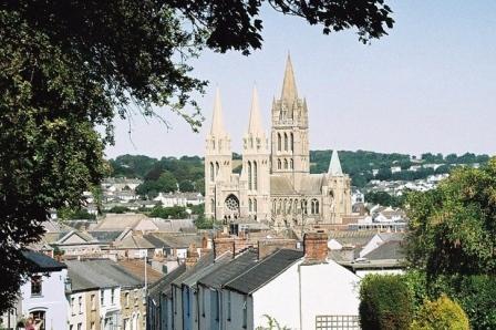 Truro, Cornwall
