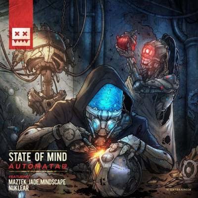 State Of Mind - Automata (EP) (2017) - Album Download, Itunes Cover, Official Cover, Album CD Cover Art, Tracklist
