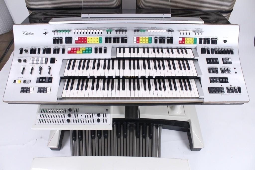 Matrixsynth yamaha ex 1 vintage analog synthesizer for Yamaha keyboard synthesizer