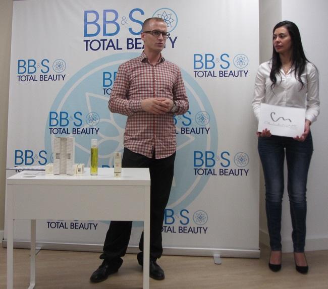 Colaboración MILLENAR SPAIN en el I BEAUTY DAY BB&S TOTAL BEAUTY de la DRA. BONINA