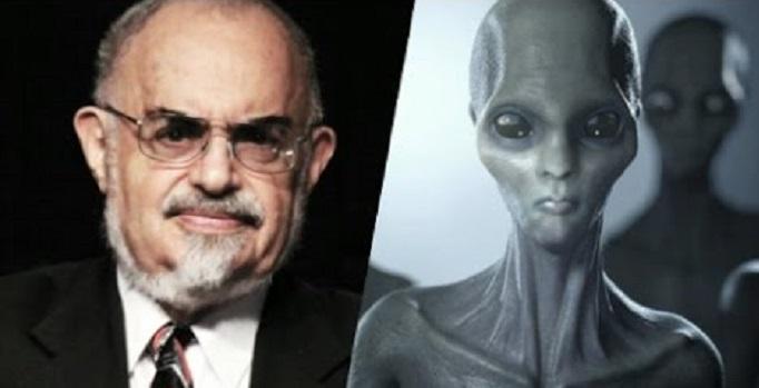 Πυρηνικός Φυσικός: Οι Εξωγήινοι Είναι Εδώ και οι ΗΠΑ είναι Μπλεγμένες σε ένα «Κοσμικό Watergate»