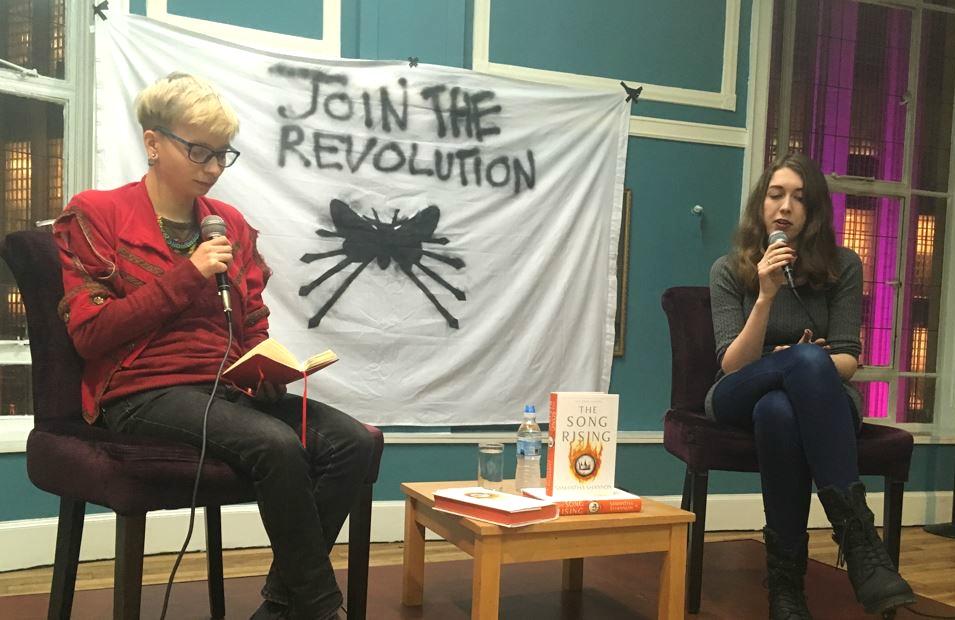 SAMANTHA SHANNON BOOK SIGNING: THE SONG RISING