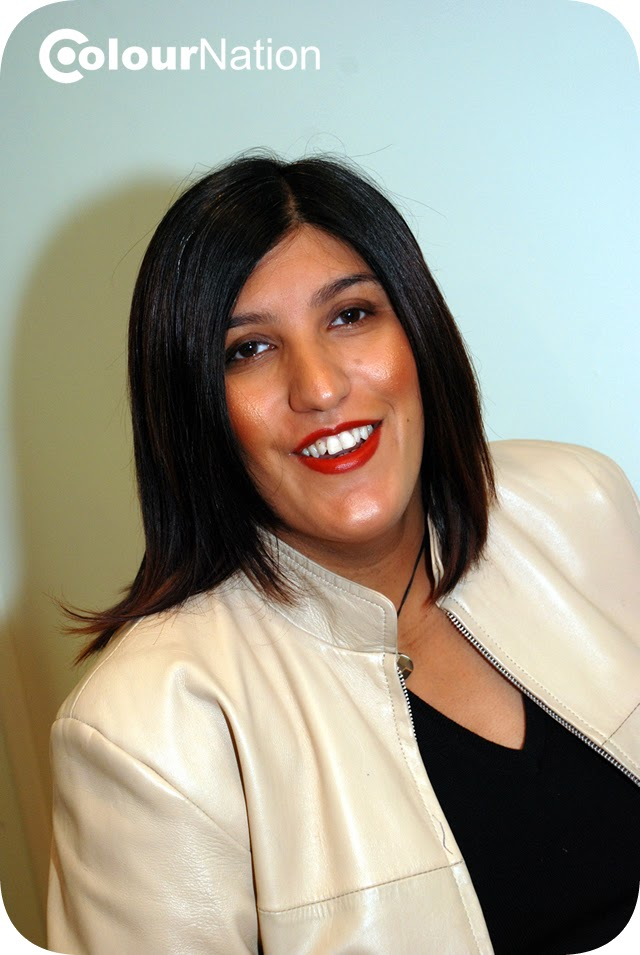Seema Flower, the Managing Director of ColourNation