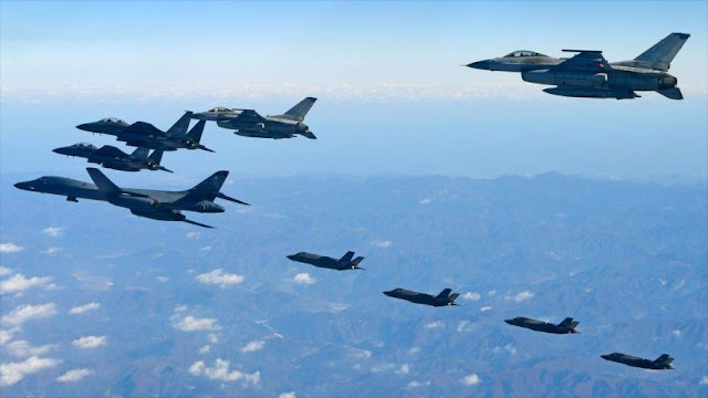 EEUU aumenta 'vuelos de reconocimiento' cerca de Venezuela
