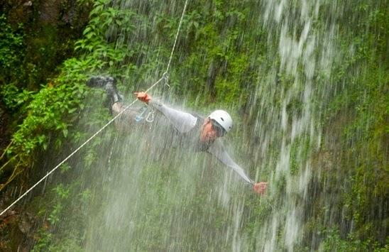 deportes extremos al aire libre en Baños