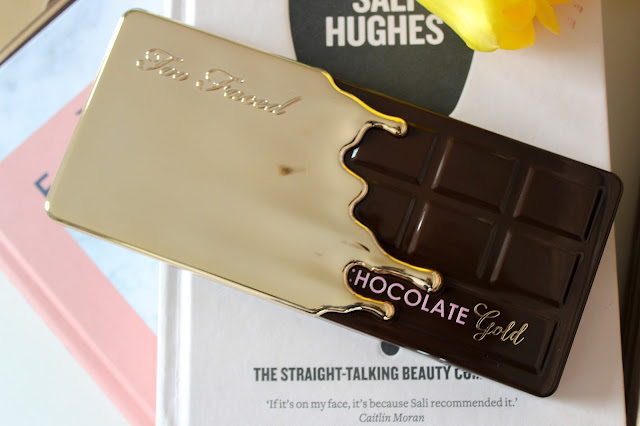 Zakup (nie)kontrolowany- Too Faced Chocolate Gold