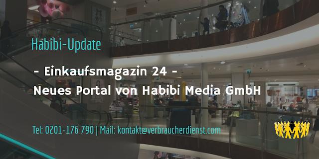Einkaufsmagazin 24 – neues Portal von Habibi Media GmbH