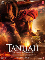 Tanhaji (2020) Full Movie Hindi 1080p HDRip ESubs Download