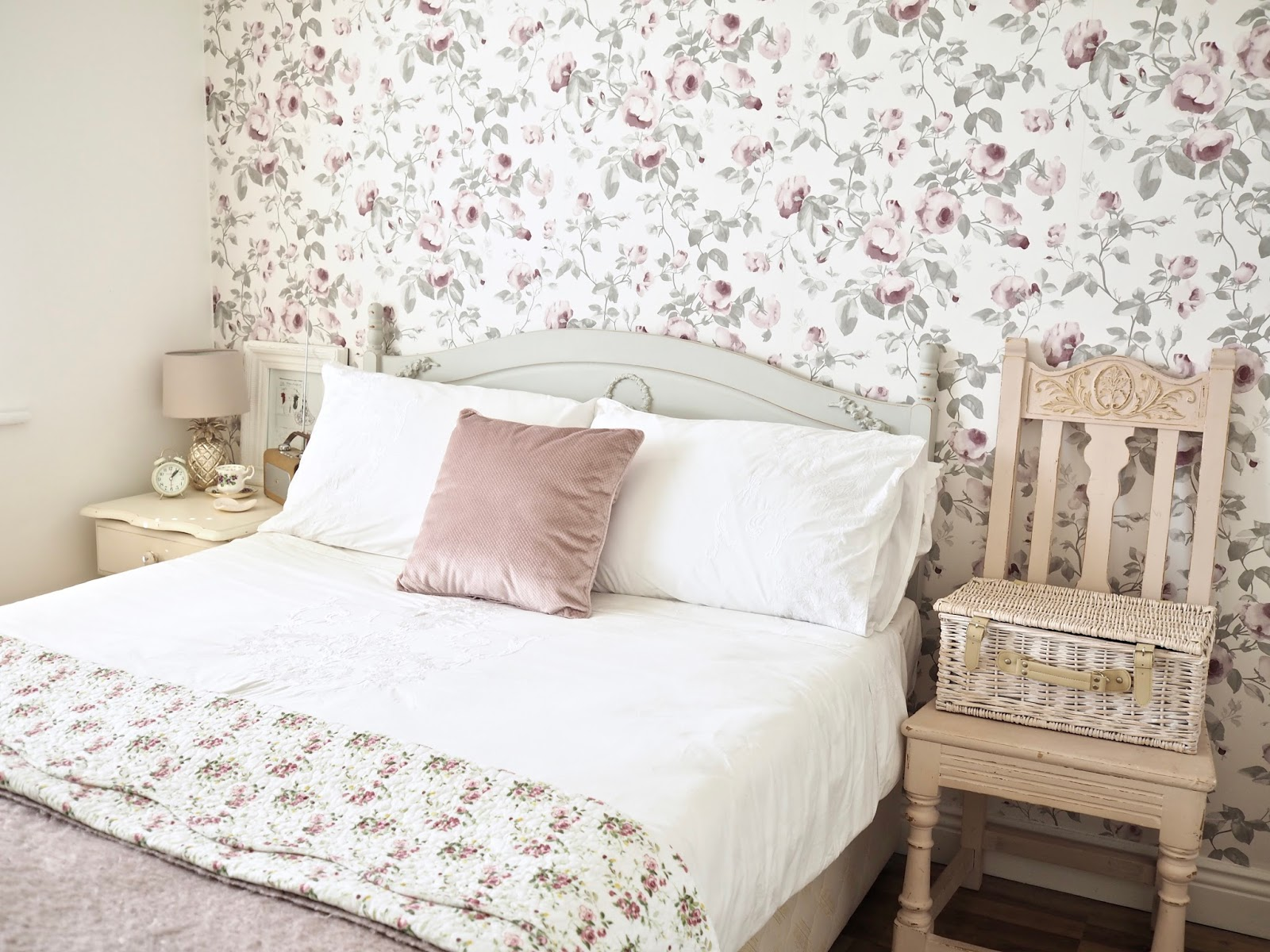 Video Guest Bedroom Tour The Dainty Dress Diaries