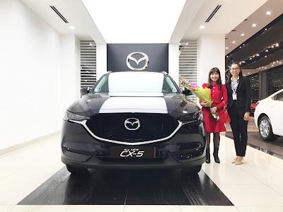 Mazda CX5 2018 ra mắt| Giá xe Mazda Cx5 2018| Giá bán Mazda CX5 2018| Showroom mazda CX5 2018| Giá xe mazda 2018