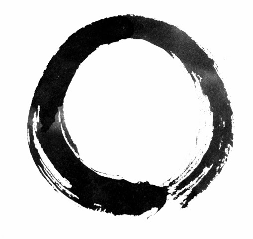 Zazen Practice and Enso