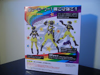SH Figuarts Akiba Yellow Box Back