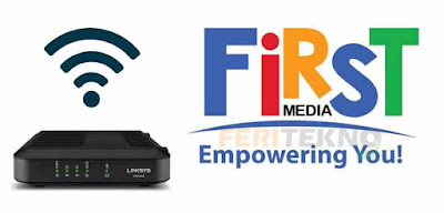 cara mengganti kode keamanan wifi first media