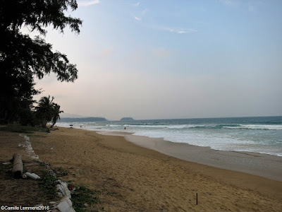 Koh Samui, Thailand daily weather update; 27th October, 2016