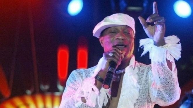Congolese singer Koffi Olomidé guilty of rape of 15-year-old girl