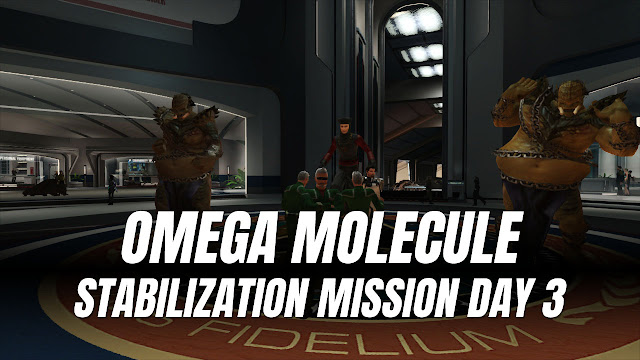 Star Trek Online 2019 • Omega Molecule Stabilization Day 3