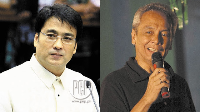 Former Sen.Bong Revilla Calls Jim Paredes A Tyrant And Dictator From PNP Custodial Center