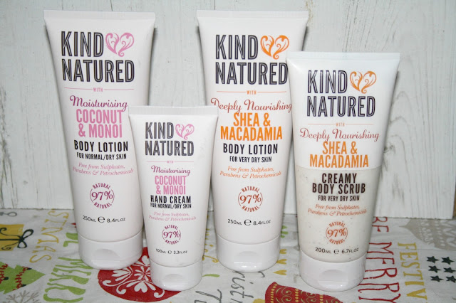 Kind Natured - The New Naturals