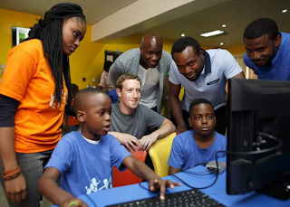 Facebook Mark ZuckerBerg Visits Nigeria For First Time   Photos price in nigeria