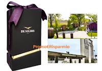 Logo De Nigris : vinci 100 Luxury Box e 15 esperienze balsamiche