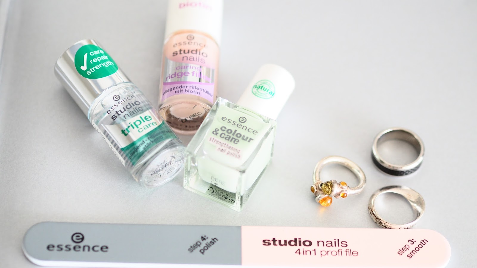The ESSENCE of nail care | Rougepout Beauty