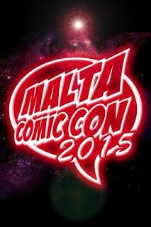 Malta Comic Con 2015