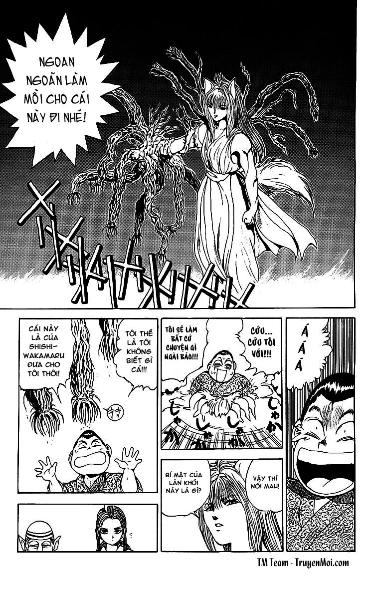 Hành trình của Uduchi chap 082: hồ ly kurama thức giấc! trang 7