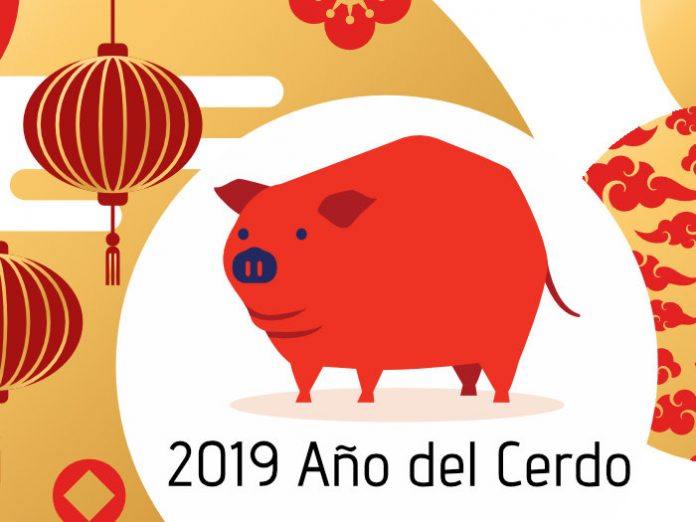 Desde el 5 de febrero es el Año del Cerdo de Tierra
