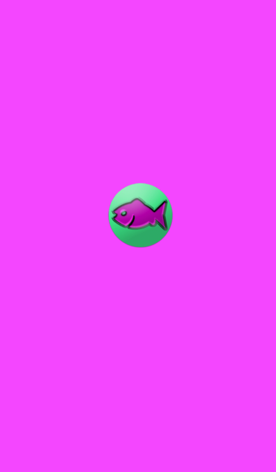 The Simple Fish Pink