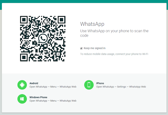 Panduan Menggunakan WhatsApp di PC/Komputer