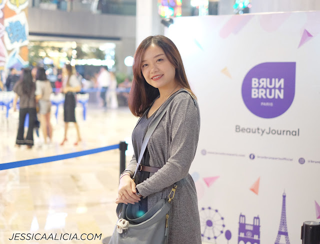 Event Report : Beauty Journal x BRUNBRUN Paris Roadshow by Jessica Alicia