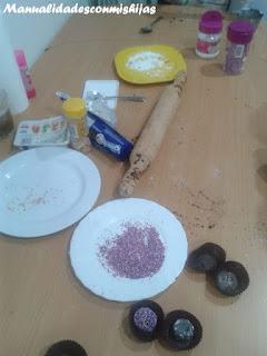 cocina-con-niños-trufas-de-oreo