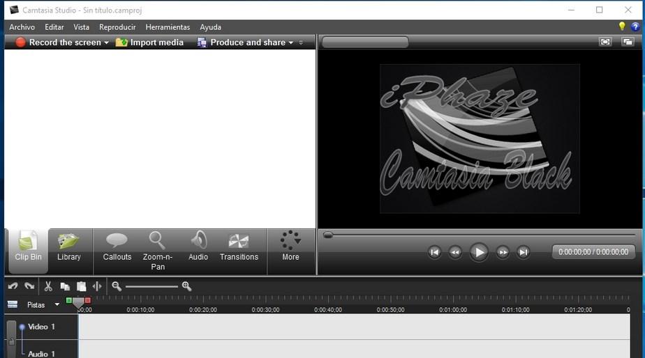 Camtasia Studio 7 Full Español
