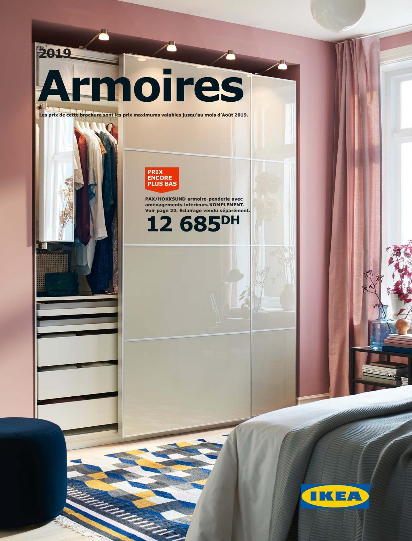 Catalogue Ikea Maroc Armoires 2019 Lecatalogue 100