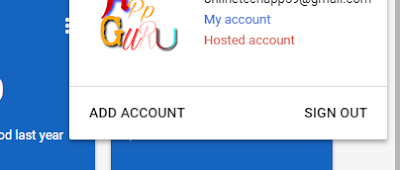 google adsense hosted account to non hosted income