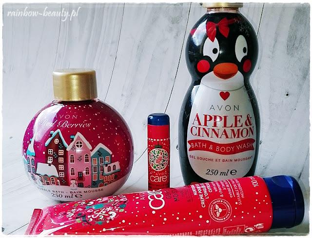 avon-kosmetyki-na-swieta-boze-narodzenie-zima-pingwin-zel-pod-prysznic-blog