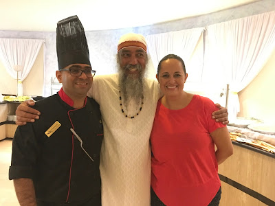 Grand Palladium Sikh Weddings | Indian Chef, Sikh Priest and Wedding Manager