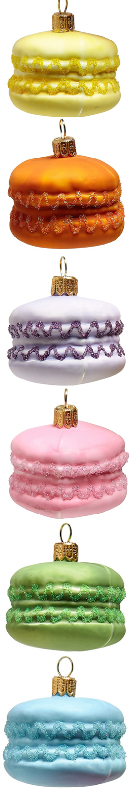 Nordstom Macaroon Ornaments (Set of 3)