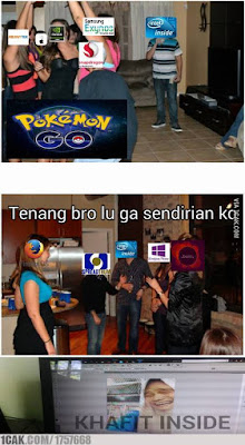 15 Meme Lucu Pokemon Go Ini Bikin Gamers Ketawa Ngakak