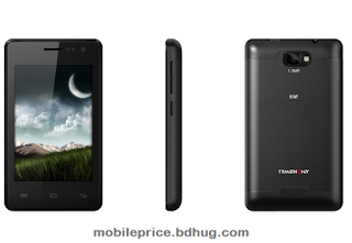 Symphony E12 Feature, Specification, Price In Bangladesh