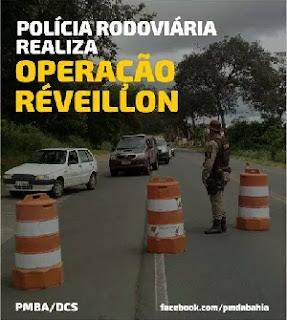 operação da policia rodoviaria canavieiras